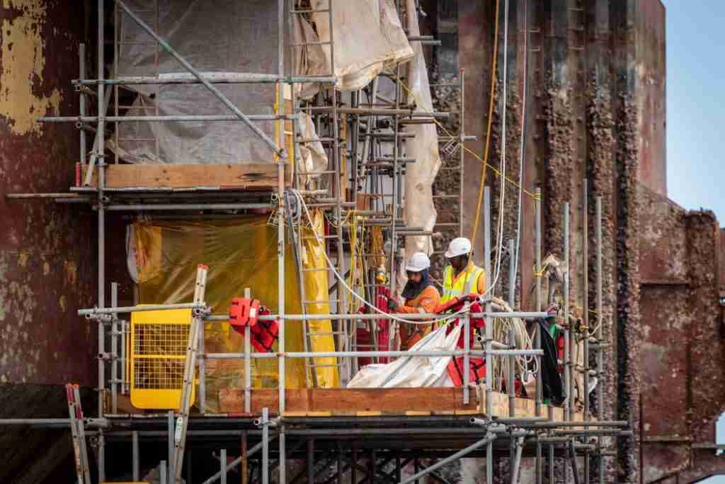 Scaffolding Injury Accidents | New York Construction